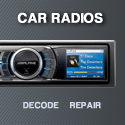 Edinburgh Car Radio Decoding and Repairs